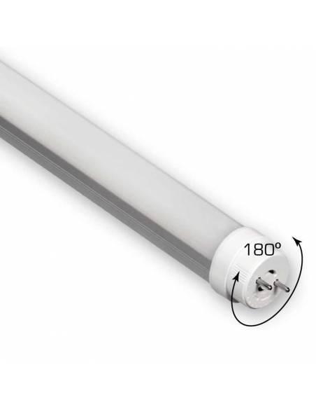 TUBO LED 120CM, ALUMINIO DE 18W TIPO T8. imagen detalle.