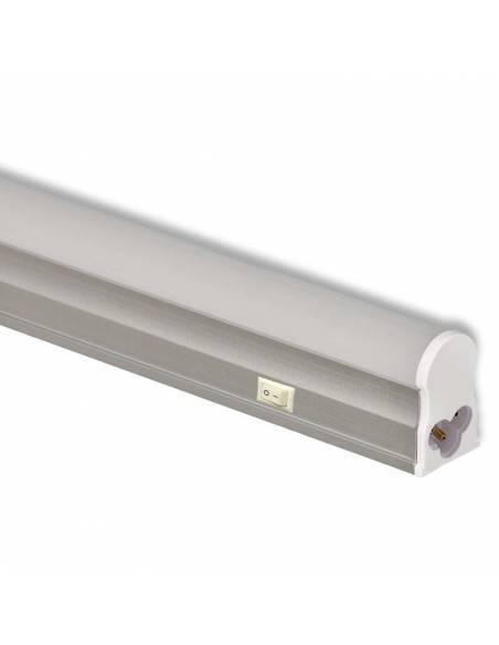 REGLETA LED T5, de 60cm y 10W. imagen descriptiva.