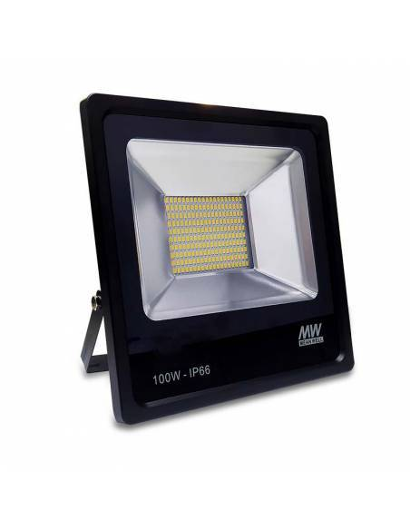 Proyector LED 100W de exterior, modelo FORK.