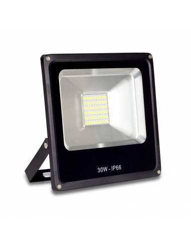 Proyector LED 30W de exterior, modelo FORK.