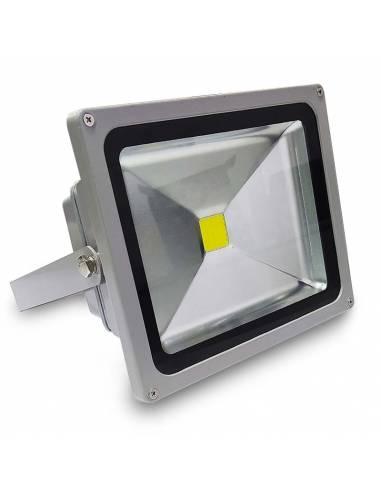 Proyector LED de 50W, modelo EXTERIOR.