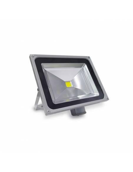 Proyector LED de 30W, modelo EXTERIOR con SENSOR DE MOVIMIENTO.