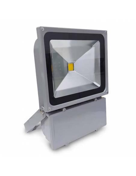 Proyector LED de 100W, modelo EXTERIOR.