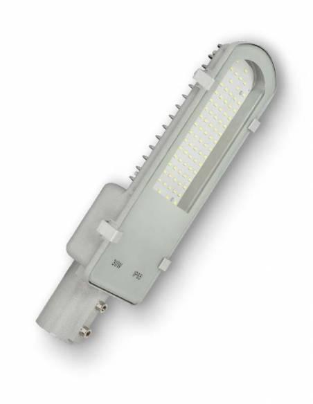 Luminaria LED exterior vial, modelo CHEAP de 30W.