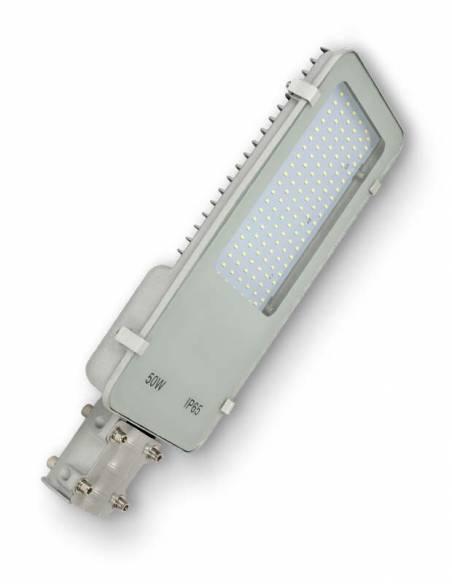 Luminaria LED exterior vial, modelo CHEAP de 50W.