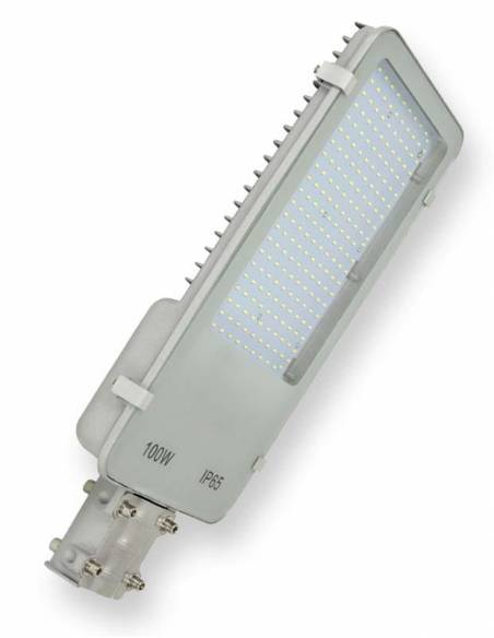 Luminaria LED exterior vial, modelo CHEAP de 100W.