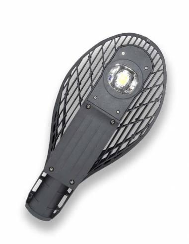 Luminaria LED exterior vial, BLADE de 50W, alumbrado público.