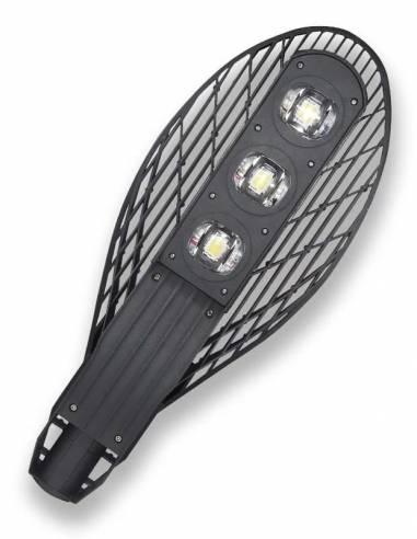 Luminaria LED exterior vial, BLADE de 100W, alumbrado público.