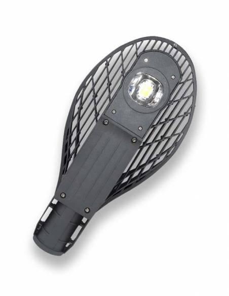 Luminaria LED exterior vial, BLADE de 30W, alumbrado público.
