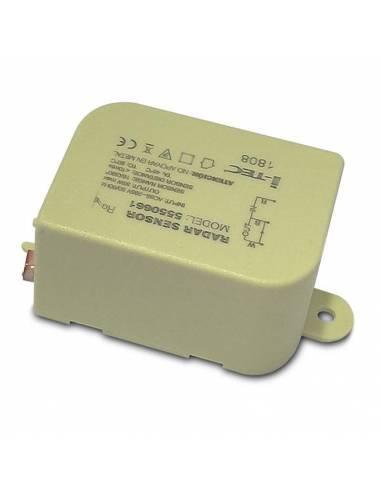 Sensor led de movimiento, radar sensor.