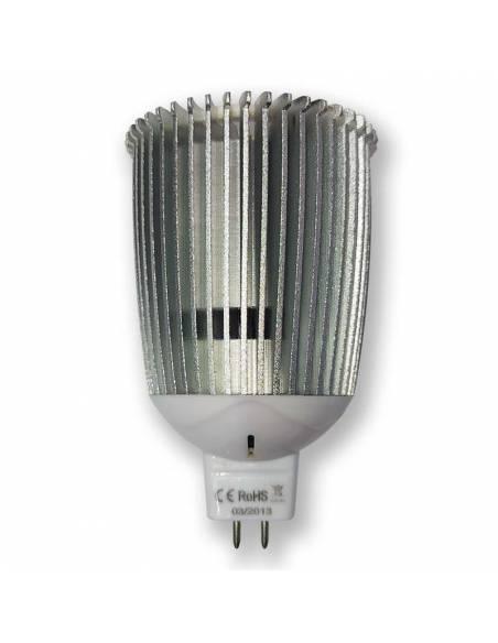 Bombilla dicroica LED MR16 9W, imagen 2.