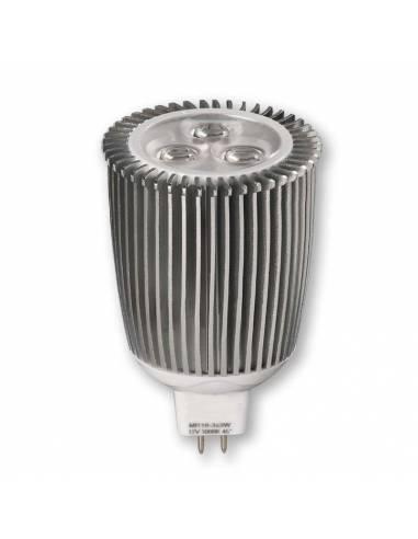 Bombilla dicroica LED MR16 9W, imagen 1.