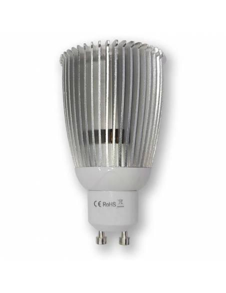 Bombilla dicroica led GU10 de 9W, imagen 2