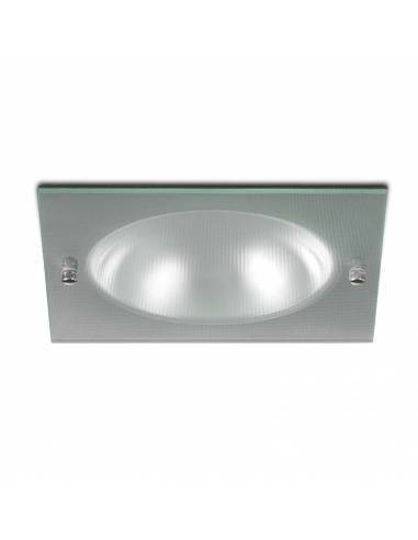 Foco empotrable led, modelo DOWN-LED de 15W.
