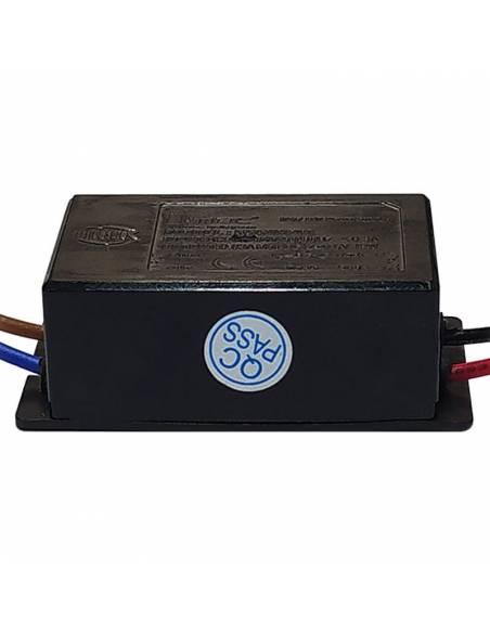 Transformador para tira de led de 12V, driver IP67 de 10W.
