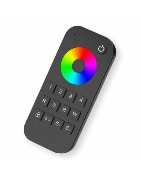 Mando a distancia, EMISOR.9, para TIRAS DE LED RGB y RGBW de 12V y 24V.