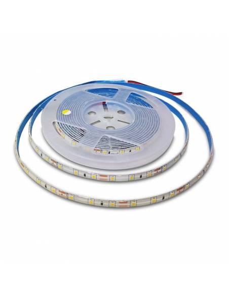 Tira de LED 24V, 2835 de 60 LED/METRO, IP65 MONOCOLOR.