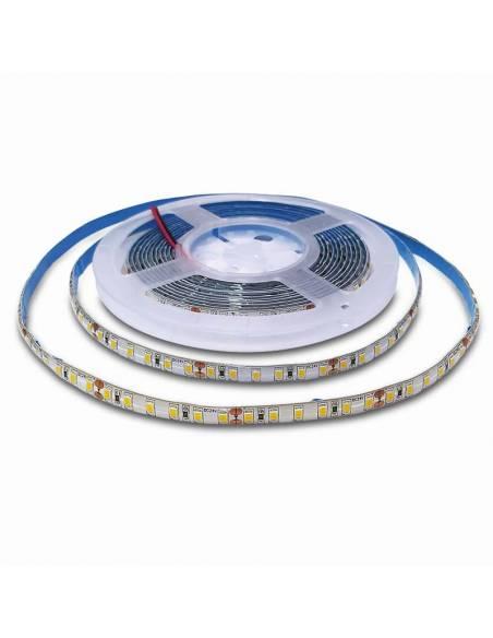 Tiras de LED, 2835 de 120 LED/METRO, IP20 MONOCOLOR. Rollo 5 metro x 8mm.