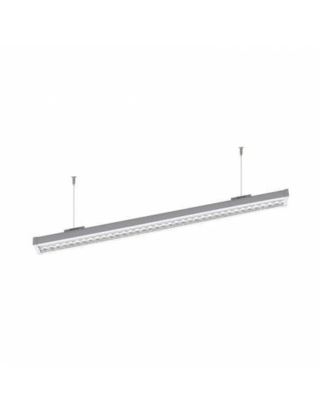 Luminaria led lineal MARKET de 40W de 120 cms.