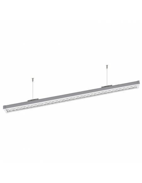 Luminaria LED lineal MARKET de 50W y 150cm de longitud.