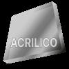 MATERIAL DE ACRILICO