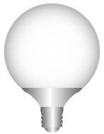 Bombilla LED GLOBO
