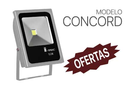 PROYECTORES LED MODELO CONCORD OFERTA